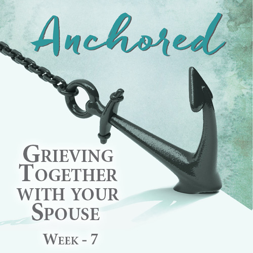 Hope Mommies   Anchored: Grieving Together